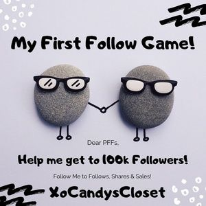 My First Follow Game!!!!